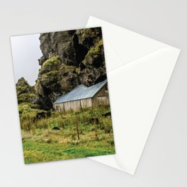 House in the Hill Stationery Cards