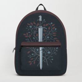 Fire and Ice Backpack