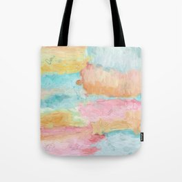 Abstract Watercolor - Design No.1 Tote Bag