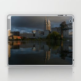 Moody Reflections Laptop & iPad Skin