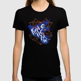 Ravenclaw Bronze Splatter T-shirt