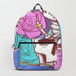 The Death of Art Backpack