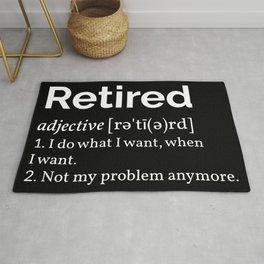 Retired Definition I Rug