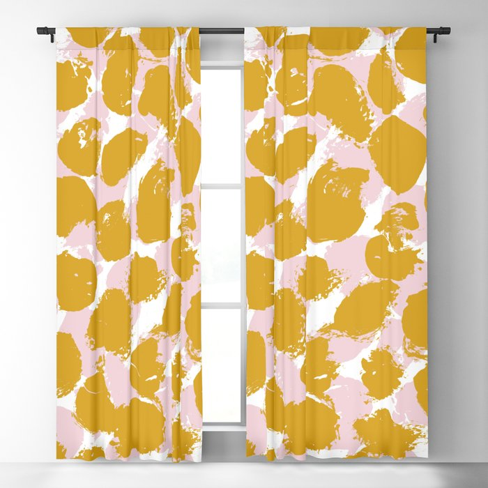 Pattern 062 Blackout Curtain