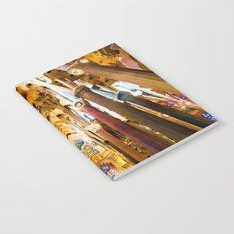 Sagrada Familia Art Work Notebook