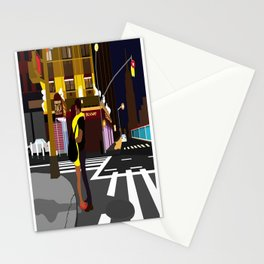 Broadway Kiss Stationery Cards