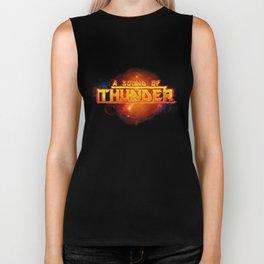 A Sound of Thunder Fire Planet Biker Tank