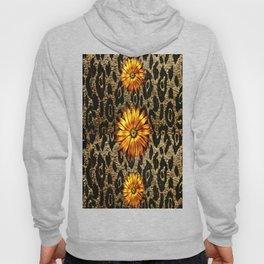 Animal Print Cheetah Triple Gold Hoody