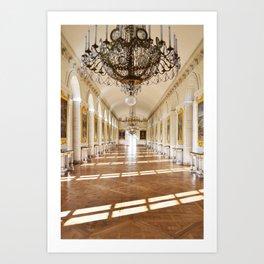 Versailles  Art Print