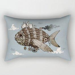 The Fleet Rectangular Pillow