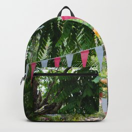 Dreamy Mexican Street Backpack