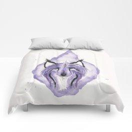 Hitodama the Spirit Wolf. Comforters