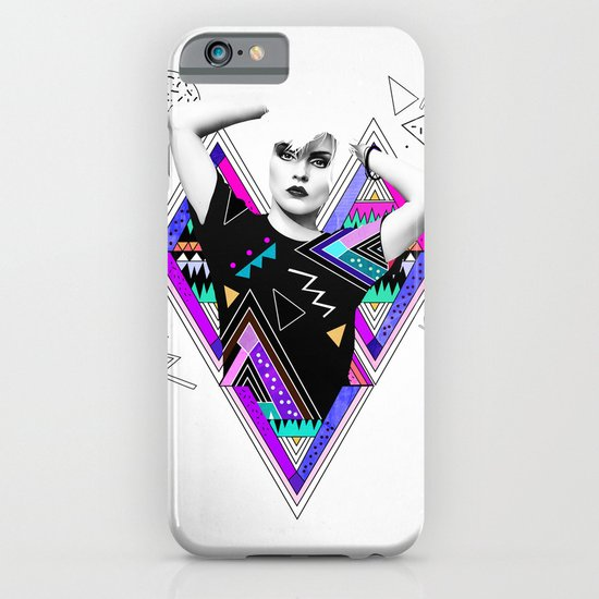 Heart Of Glass - Kris Tate x Ruben Ireland iPhone & iPod Case