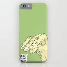 Blah Blah Blah iPhone 6s Slim Case
