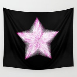 Star on the Rise Wall Tapestry