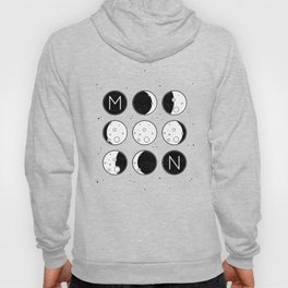 The Moon Phases Hoody