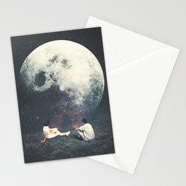 My Moon My Man My Love Stationery Cards
