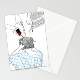 Too Many Cooks Stationery Cards