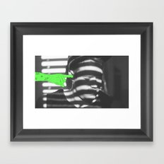 Wet Willie Framed Art Print