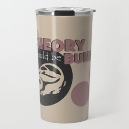 Bunny Fear Travel Mug