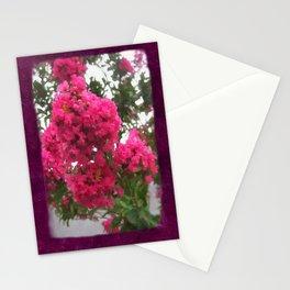 Crape Myrtle Blank P8F0 Stationery Cards