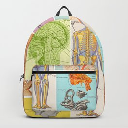 It's What's On The Inside… Backpack