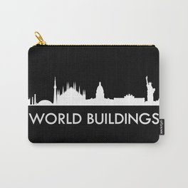 skyline world Carry-All Pouch
