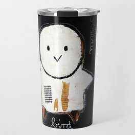 bird Travel Mug