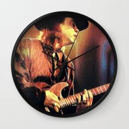 SRV - Graphic 3 Wall Clock