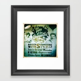 Camden Night  Framed Art Print