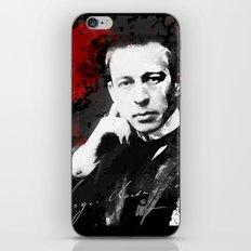 Sergei Rachmaninoff - Russian Pianist, Composer, Conductor iPhone & iPod Skin