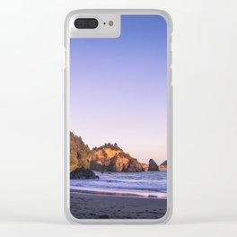 College Cove Clear iPhone Case