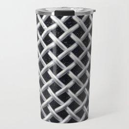 metal mesh Travel Mug