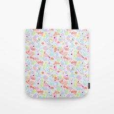 sorbet marble Tote Bag