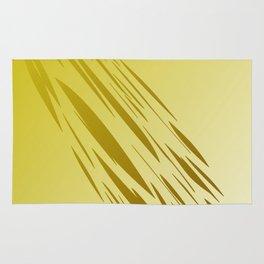 Design elements, Gold ethnic Rug