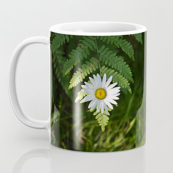 Clothed with Strength Coffee Mug