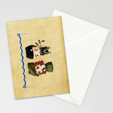 Scottish Chibis Stationery Cards