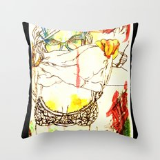 Tease. . . Throw Pillow
