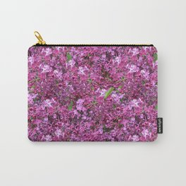 Amid the Lilacs Carry-All Pouch