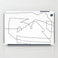 maps iPad Cases featuring Maps  by short stories gallery