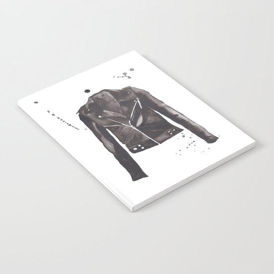 Motorcycle Jacket Notebook