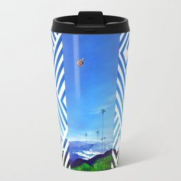 Diving Angel Travel Mug