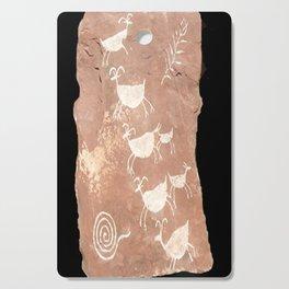 Sedona Petroglyphs Cutting Board