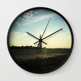 Barnegat Lighthouse Wall Clock