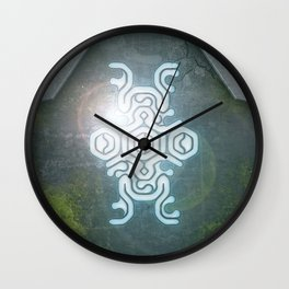 Shadow Of The Colossus Wall Clock