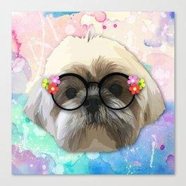 shizhu Dog 4 Canvas Print