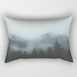 A Walk in the Forest Rectangular Pillow