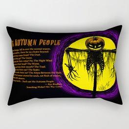 Killing Moon Rectangular Pillow
