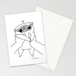baby Mochi Stationery Cards