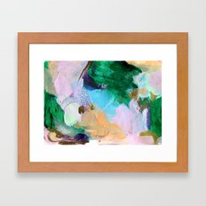 Sketch No. 5 Framed Art Print